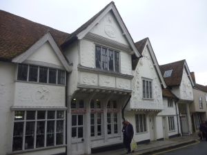 The Sun Inn, Saffron Walden