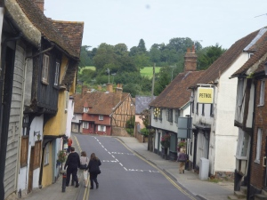 Saffron Walden, North Essex