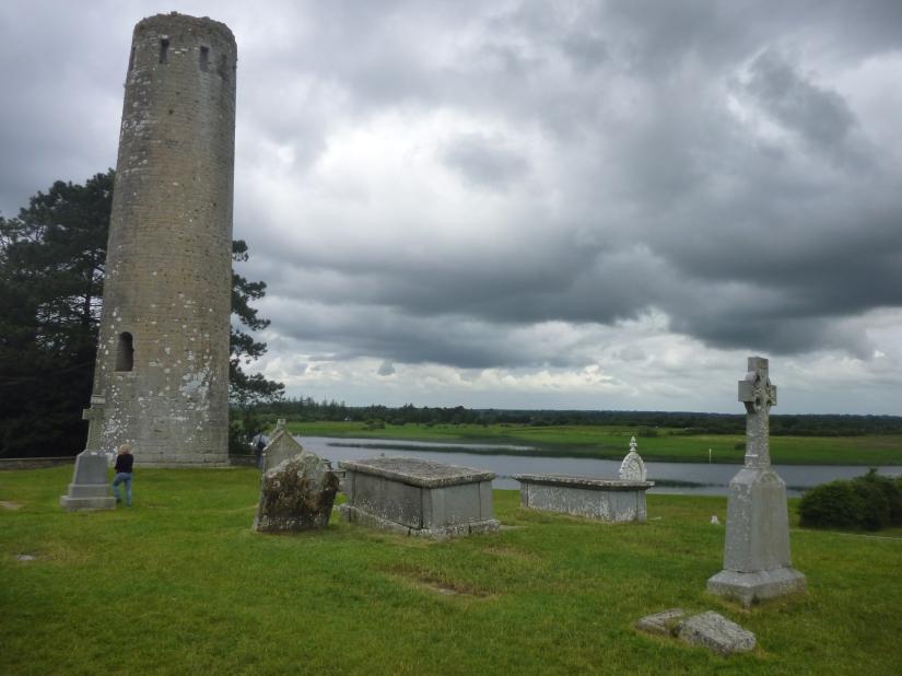 Clonmacnoise monastery, near Athlone