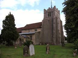 Ashdon church